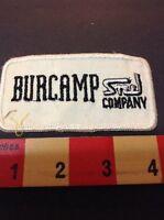 BURCAMP STEEL COMPANY PATCH