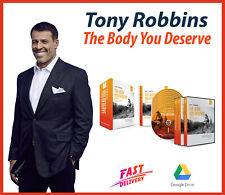 Tony Robbins –The Body You Deserve + Bonuses 🔥