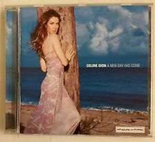 Celine Dion A New Day Has Come CD UK 2002