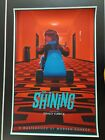 The Shining Danny by Laurent Durieux Signed #d/325 Mondo Movie Poster Print