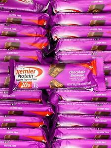 Premier Protein 20g Protein Bar 2.08 Oz - 116 Bars - CHOCOLATE BROWNIE