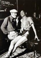 """Photographie, """"Apache et sa protégée"""", Pigalle,1938   /  Hommage à Emile Savitry"""