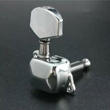 Guitar tuning peg Chrome. Ships From Usa