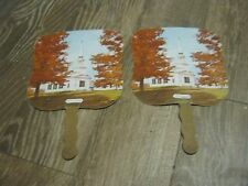 Hand Fan Chapel On The Hill Williams Funeral Home California MO $20.00 each