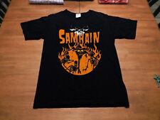 new samhain danzig fire limitet edition t shirt gildan hot new Size s - xxl usa/