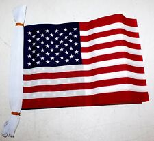 Usa 12' American Flag Garland