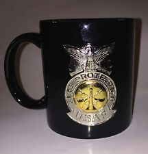 Air Force Assistant Chief Fire Protection Badge Coffee Mug