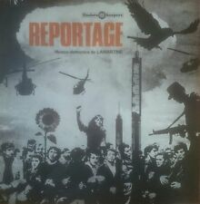 Lamartine Reportage (Musica elettronica da LAMARTINE) LP Finders Keepers