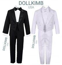 Boys, kids, babies  Tailed Penguin Tuxedo Bow tie. Traje de pingüino para niño