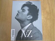 A 2 Z Fashion Magazine,2015 Issue New.