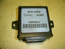 Mazda mx-3 (EC) 1.6 antivol taxe périphérique Dispositif de commande bh4a 675g2a