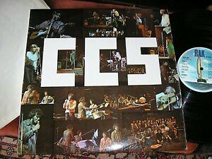 C.C.S.(Alexis Korner) -      CCS,        RARE ORIGINAL 1972 UK LP