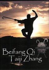 Beifang Qi Taiji Zhang Northern Energy Tai Chi Cane Kata Quigong Energy Dvd