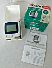 Andon Digital Wrist Measurement Blood Pressure Monitor - Tester - Model KD-788