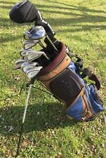Callaway Golf Club Set Bertha Woods X 14 Irons Wedges Ping Putter Bag Free Ship