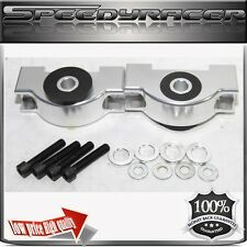 EMUSA Civic EG EK JDM Engine Billet Motor Torque Mount Kit B16 B18 B20 D16 D15