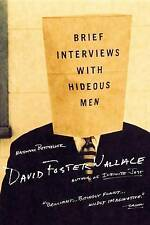 Brief Interviews with Hideous Men by David Foster Wallace (Paperback, 2000)