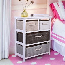 Nightstands Without Assembly Required For Sale Ebay