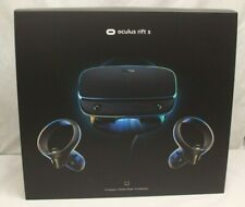 OCULUS RIFT S PC POWERED VR GAMING HEADSET VIRTUAL REALITY IN BOX