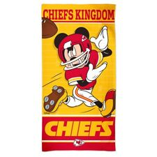 Kansas City Chiefs Beach Towel 30 X60