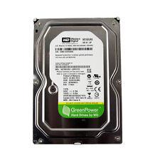"1TB Western Digital WD10EURX green AV-GP interne Festplatte SATA-600 1000GB 3.5"""