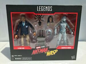 Marvel Legends Series - Ant-Man And The Wasp X-Con Luis & Marvel's Ghost Figures