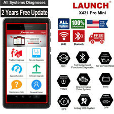 LAUNCH X431 Pro Mini Auto Diagnostic Scanner Wifi/Bluetooth OBD2 Scan Tool $699