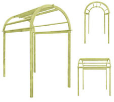 Trellis Rose Garden Roses Arch Gate Arch Wooden Pergola Archway Ornament Outdoor