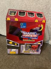 2008 Transformers Animated Game Collection NIB w/ 4 Autobots * Walmart Exclusive
