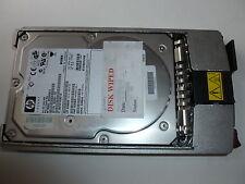 HP Compaq SCSI Ultra 3 36,4 GB 10000 10K BD03688272 360205-007 9X3006-061 HPB4