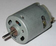Nichibo RS-365SH Motor - 6 to 20 VDC - Appliance Motor - 365SH-2080 - 18 V DC