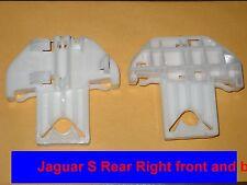 Jaguar S-Type - Window Regulator Repair Clip (1) - REAR RIGHT (passenger) Clip