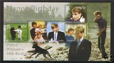 Tristan da Cunha 2000 Williams 18th B/day M.S.SG687 MNH