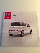 2013 Nissan Cube 34-page Original Sales Brochure