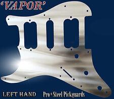 LEFT HAND HSH STRAT CUSTOM CHROME METAL Pro-Steel Pickguard Fender Stratocaster