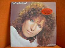 VINYL 33T – BARBRA STREISAND : MEMORIES – 1981 CBS EUROPE (85418)