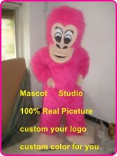 Gorilla Mascot Costume Suit Cosplay Party Game Dress Outfit Christmas Adults New
