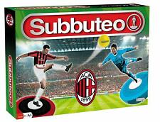 OFFICIAL AC MILAN Football Subbuteo Game Set Boys Mens Gift Soccer Gioco Calcio