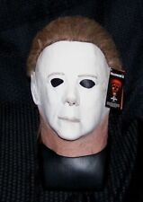 Halloween ll Michael Myers Deluxe Trick or Treat Studios Latex Mask NWT