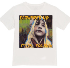 Flowered up t-shirt - all sizes : please send message after purchase