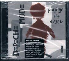 DEPECHE MODE PLAYING THE ANGEL SUPER AUDIO CD SACD + DVD DELUXE F.C. SIGILLATO!!