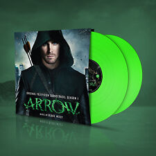 Arrow TV Soundtrack Vinyl - Blake Neely