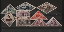 TANNU TOUVA 1936 LOT X 9 HUNTERS INDIGENOUS BATTLE FIGHT CELEBRITY CANCELLED