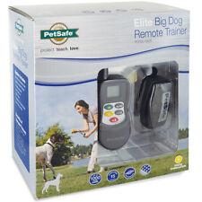 PetSafe PDT00-13625 Elite Big Dog Rechargeable Remote Training Shock Collar
