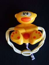 Chicco Fun Travel Activity Nest Replacement Toy Yellow Hanging Animal