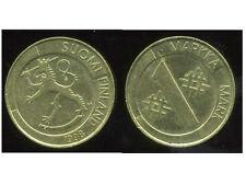 FINLANDE 1 markka 1998
