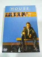 House M.D. Primera Temporada 1 Completa - 6 x DVD Español Ingles - 3T