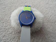 New - Four Color Quartz Men's Watch - 5 Bar Water Resistant