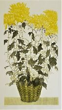 """ELAINE SIMEL Hand Signed Limited Edition 4-Color Etching with AQUATINT """"172/200"""""""