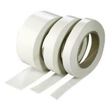 More details for double sided tape clear sticky tape diy strong craft adhesive 24mm 45mm x 10m